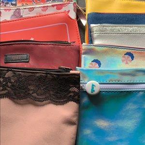 10 Ipsy bags